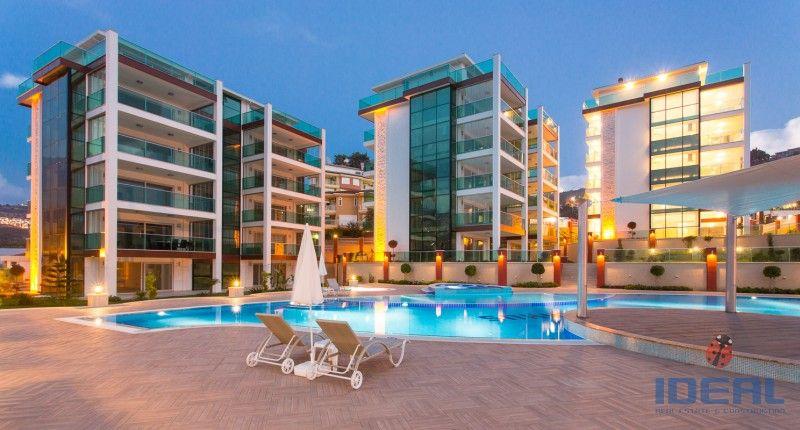 Высота IV - Роскошные апартаменты и пентхаусы Алания