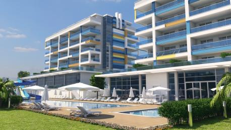 Lory Queen Apartments and penthouses in Alanya