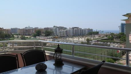 Luxury Penthouse for sale in Alanya Oba