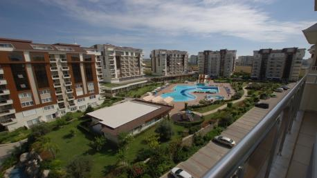 Orion City Resale Penthouse in Avsallar Alanya Turkey