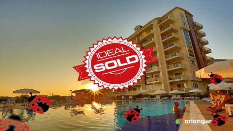 Sold apartment at orion garden