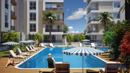 Konyaalti apartments for sale in Antalya