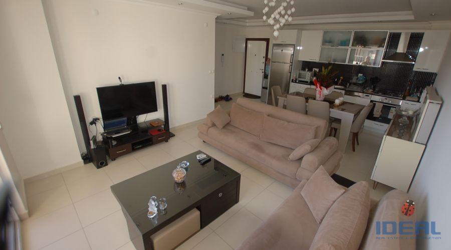 Апартаменты в Авсалларе - Меблированная квартира на продажу