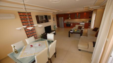 Sea View Apartment for Sale in Avsallar Alanya