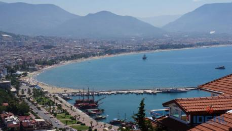 Alanya Kale apartment for sale, Castle of Alanya apartment