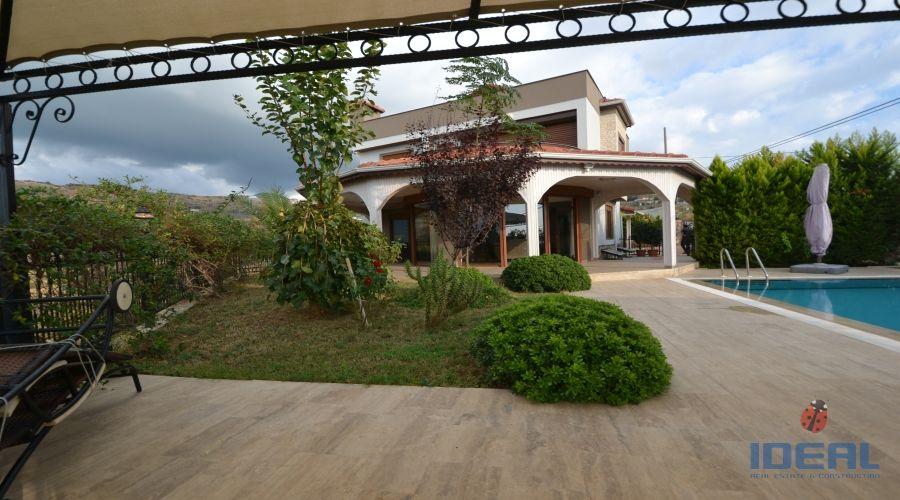 Частная вилла в  Алании - Продажа виллы в Каргыджаке в Алании