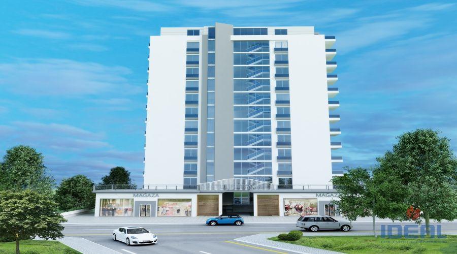 Недвижимость в Махмутларе  - Продажа апартаментов в Махмутларе