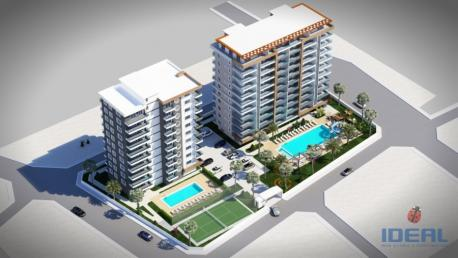 Mahmutlar Property, Apartments in Mahmutlar, Mahmutlar flats for sale