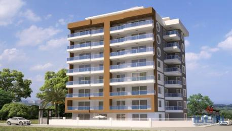 Mahmutlar apartments and penthouses for sale in Alanya