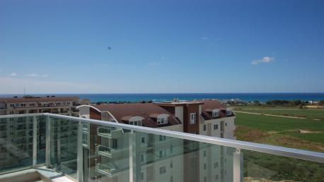 Seaview penthouse for sale in Avsallar Alanya
