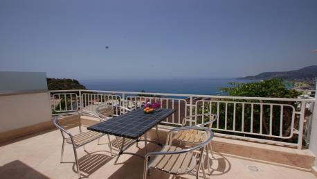Alanya castle apartment for sale in Alanya Turkey
