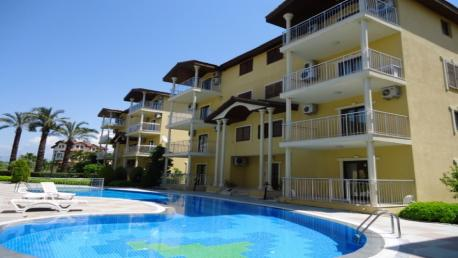 beach apartment for sale in Side Turkey