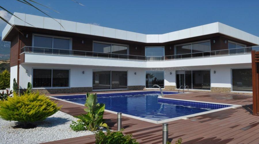 Ideale Luxus-Villa zum Verkauf in Alanya