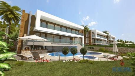 Natura Villas in Alanya