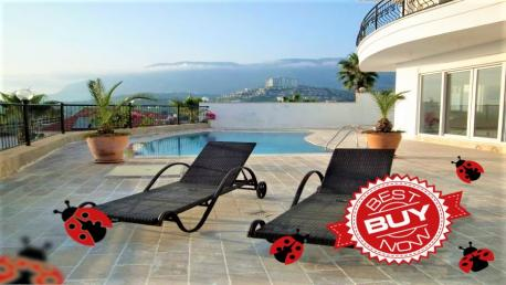 Villa for sale in Kargicak Alanya