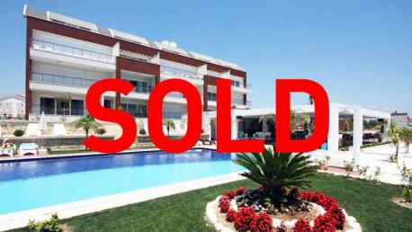Agora Apartments sold out