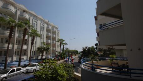 Cleopatra Beach Apartment for Sale in Alanya