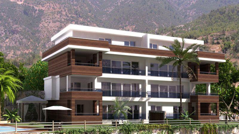 Резиденция Гранада - Резиденция Гранада, Каргыджак, Аланья