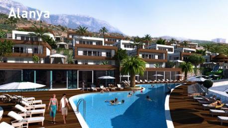 Granada Residence Alanya