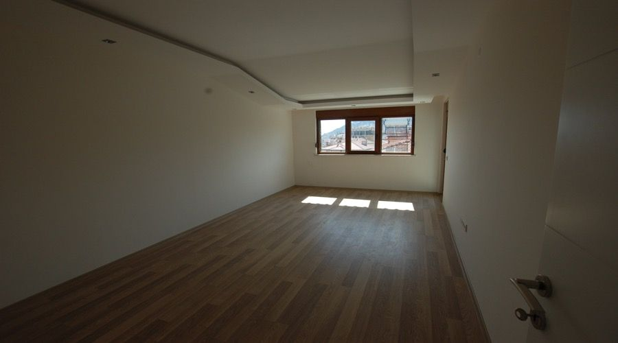 Новые квартиры в центре Алании AK3 - Новые квартиры в центре Алании