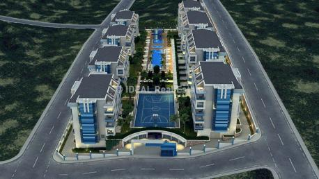 Aura Blue Apartments Kestel/Alanya