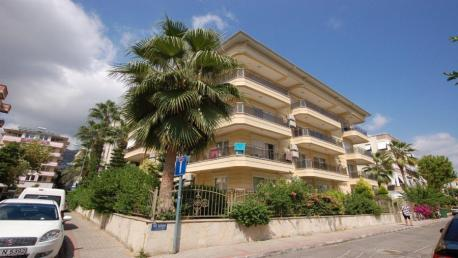center resale apartment in alanya koza apartment in oba alanya turkey