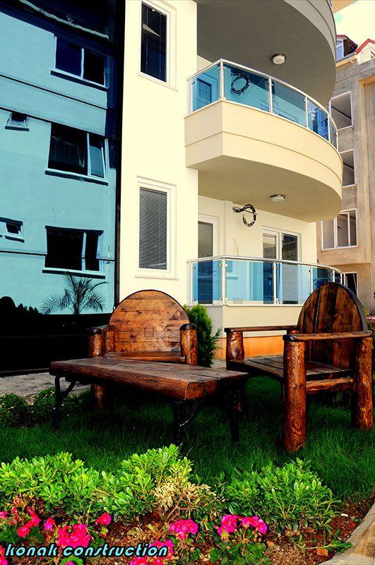 Резиденция Клеопатра Бич - Резиденция Клеопатра Бич в Аланье