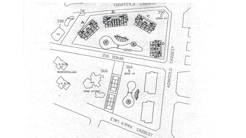 Кристальный парк - Резиденция Кристальный Парк, Аланья