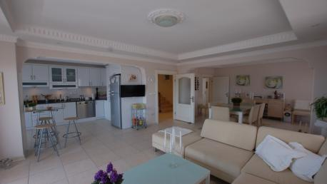 resale duplex penthouse for sale in alanya turkey