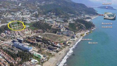 Адмирал - Фешенебельный курортный комплекс