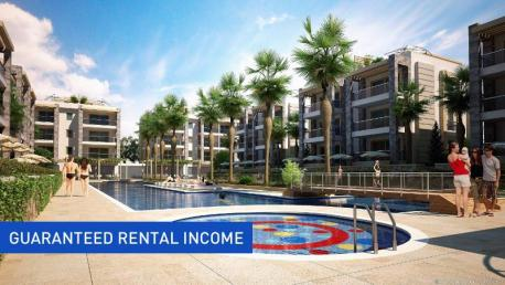 Felicia Residence Guaranteed Rental Income