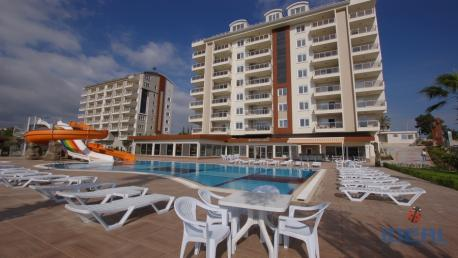 Orion Hill VI Apartments in Alanya Avsallar