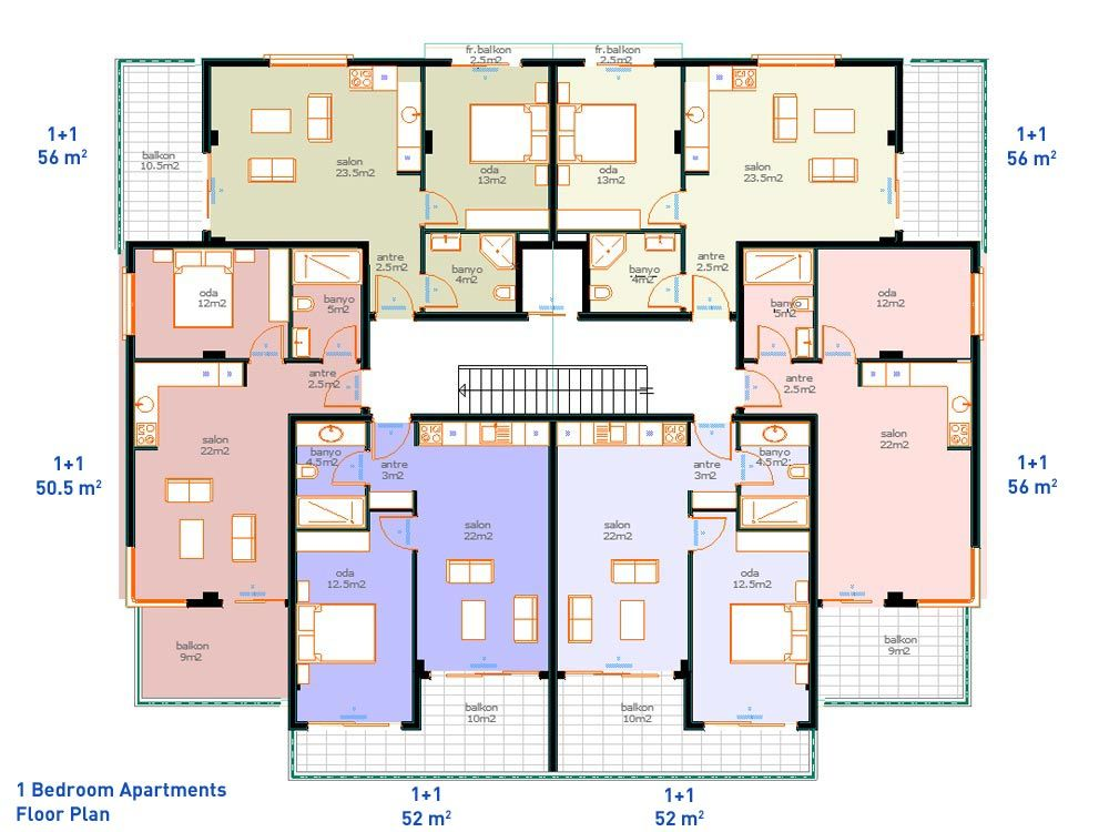 Apartment Building Floor Plans Designs emejing 12 unit apartment building plans ideas - decorating