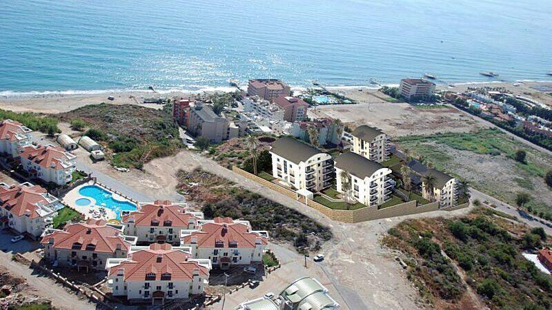 Резиденция Солнечный пляж - Резиденция Солнечный пляж , Конаклы