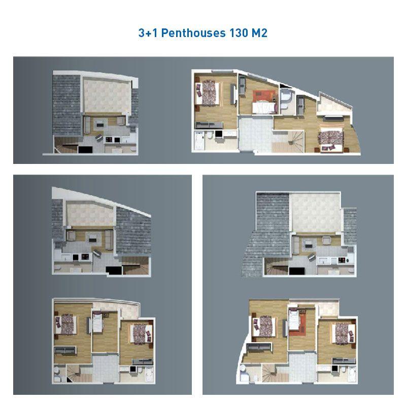 Коньяалты(ANT11323) - Элитные квартиры у моря, Анталья