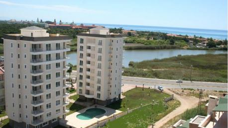 Lara Golf Apartments in Kundu