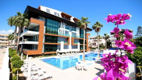 renda park luxury apartments for sale in Oba Alanya Turkey