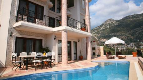 Luxury Detached Villa Zeytinlik, Kalkan