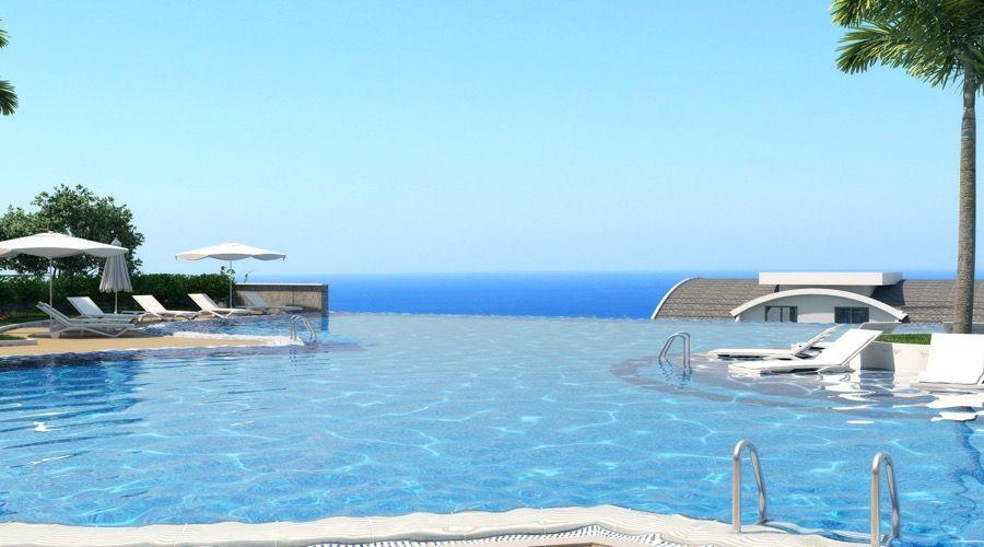 Апартаменты люкс с видом на море  - Апартаменты люкс с видом на море Алания.
