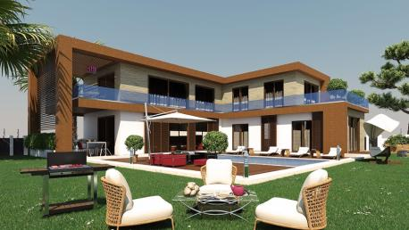 Luxury Villa For Sale In Alanya 3285