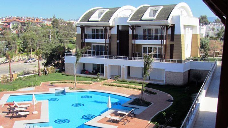 Кумкёй квартиры - Квартиры с 2, 3 спальнями, Кумкёй, Сиде