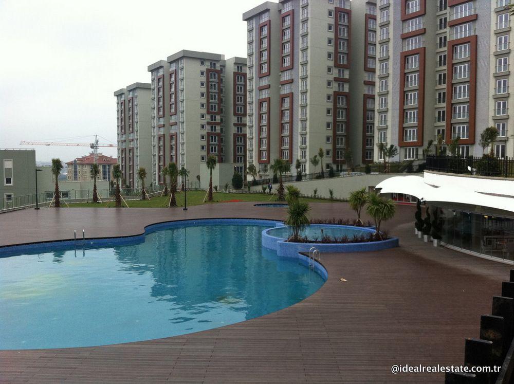 Мой дом 8,Стамбул - Апартаменты в Бахчелиэвлер,Стамбул