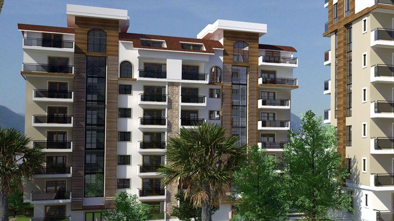 Авсаллар парк-2 - Квартиры в роскошном комплексе, Авсаллар