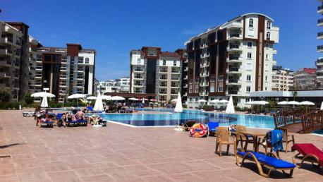 Orion City Avsallar/Alanya