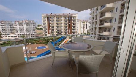 Orion resort resale apartment for sale in Alanya Avsallar Turkey