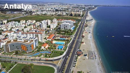 Oryza Park Antalya