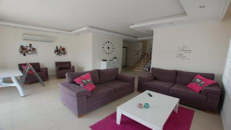 Orion city duplex apartment for sale in Alanya Avsallar Turkey