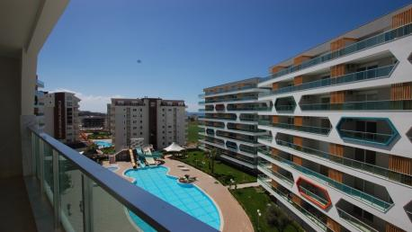 Emerald park resale apartment for sale in avsallar alanya turkey