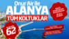 New flights to Alanya Gazipaşa Airport