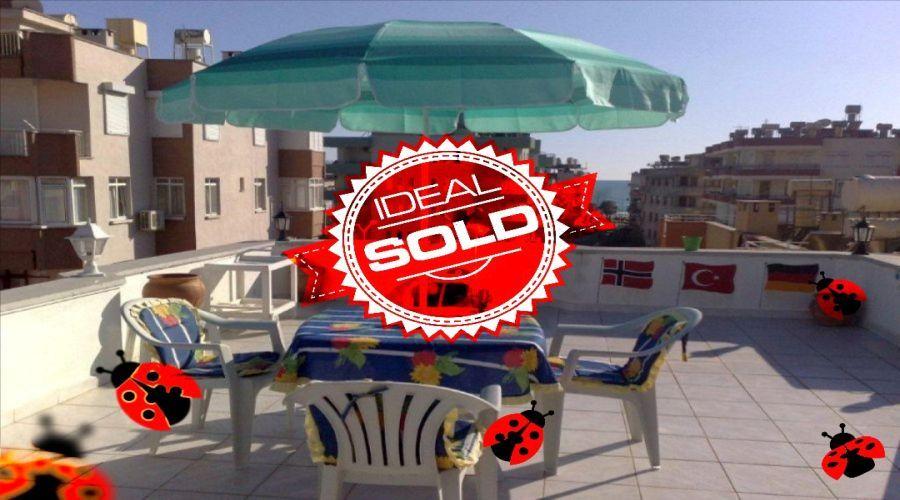 Клеопатра Бич 2+1 продажа - Продажа 2+1 на Клеопарта Бич, Аланья